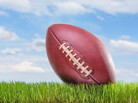 Cumberland football shut out by Winslow