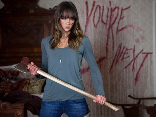 Vinson in 'You're Next'