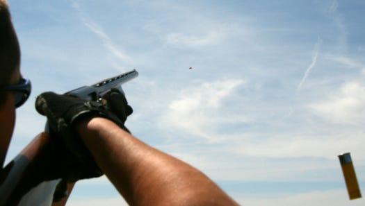 Trap & Skeet Shotgun Shooting