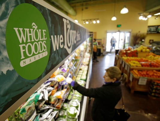 Whole Foods tries national ads for first time