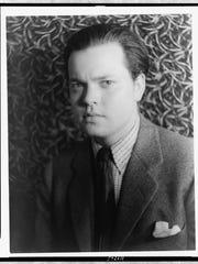 Orson Welles in 1937.