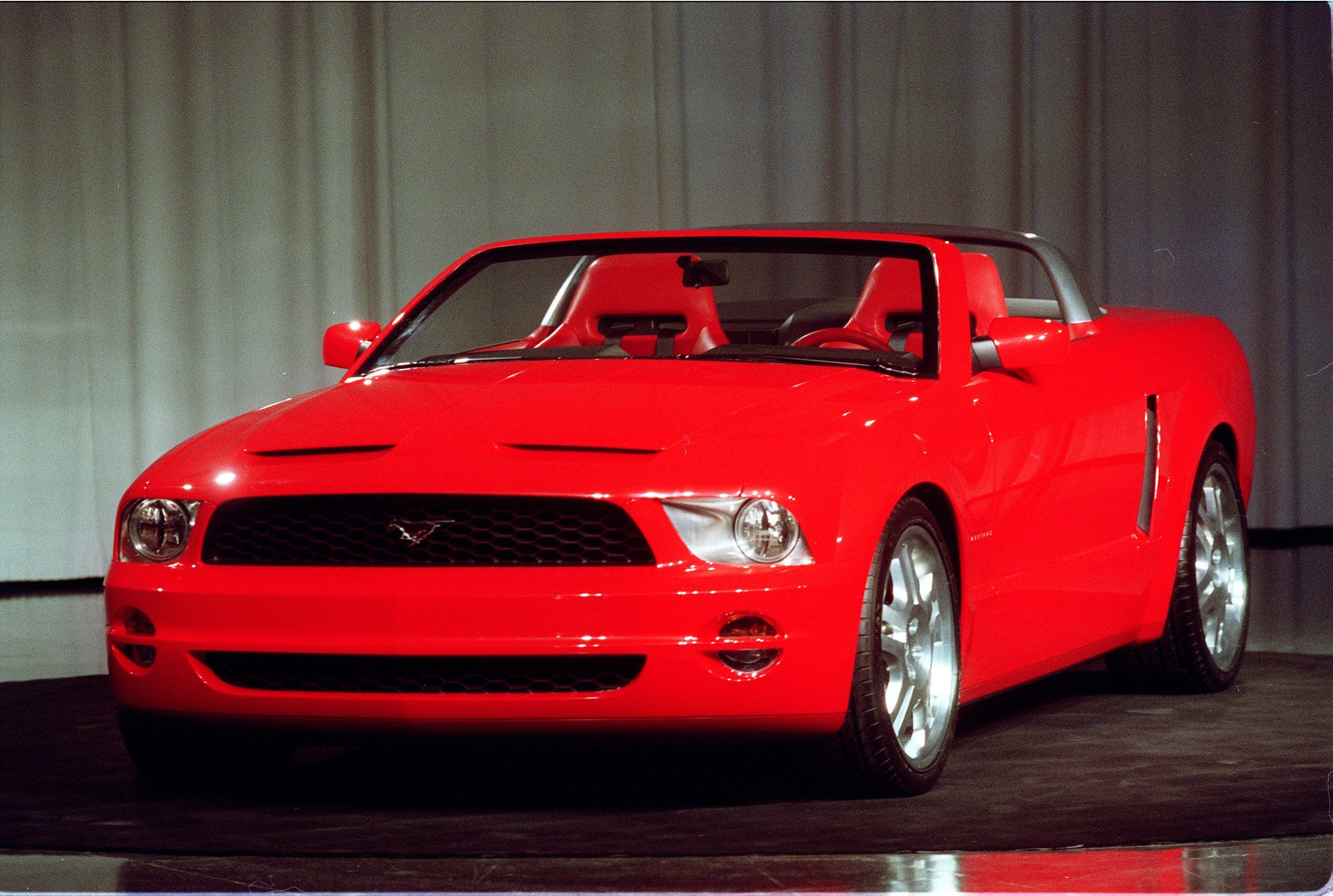 & Ford Mustang: 50 songs featuring the iconic car markmcfarlin.com