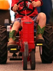 Farming in the Valley includes Skeeters corn maze adventure,