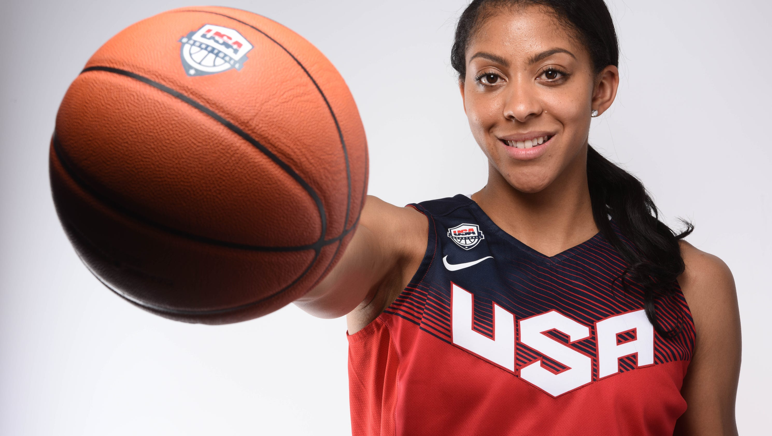 Candace Parker left off USA's women's basketball roster ... Candace Parker