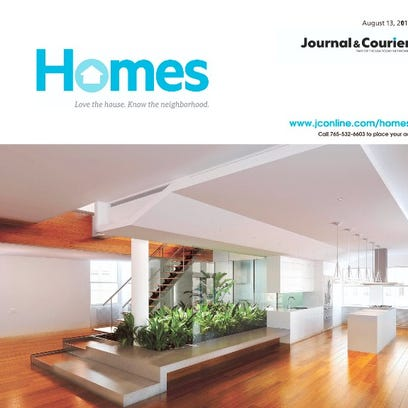Homes Publication Cover
