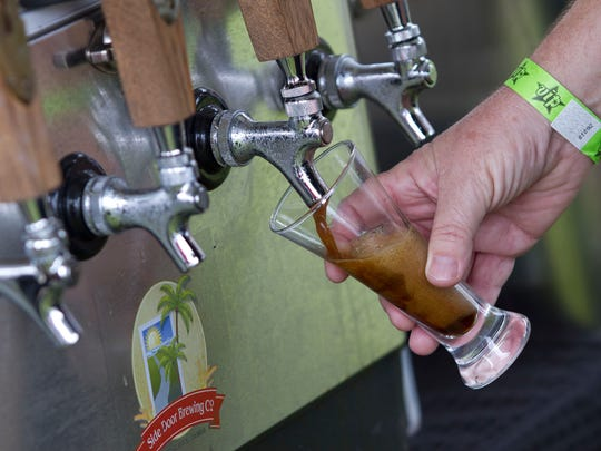 The Florida Craft Brew and Wingfest  is a fundraiser