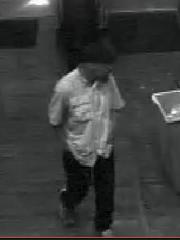 Suspected purse thief