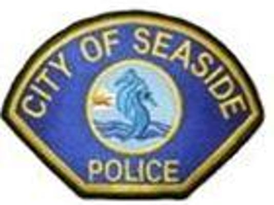 seaside police logo