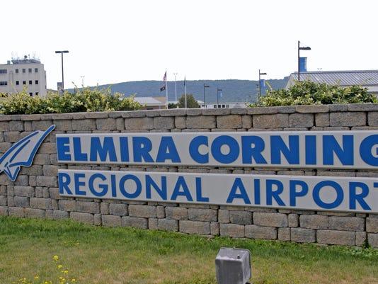 Elmira Corning airport
