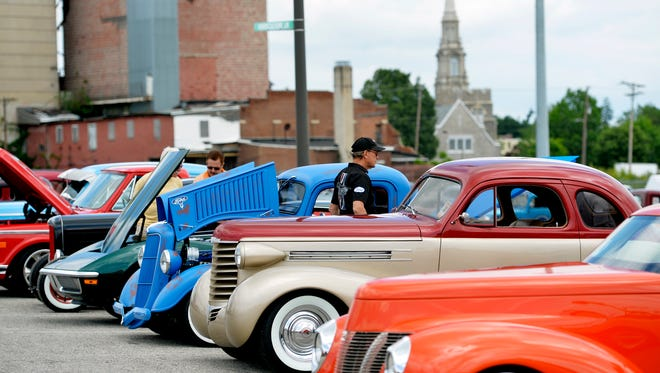 National Street Rod Association's Street Rod Nationals East will return to York Expo Center in West Manchester Township June 2-3 for a 37th consecutive year. The event attracts more than 11,000 participants. About 3,500 vehicles will  be on display.