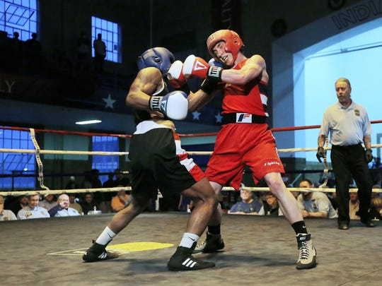 The Indiana Golden Gloves is a hidden gem among Indy's sporting events.
