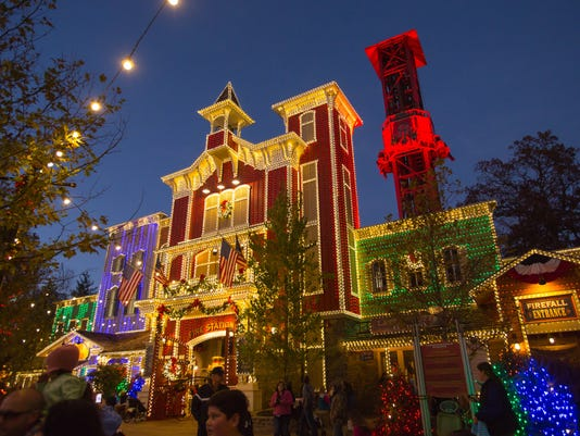 silver dollar city wins usa today holiday event poll - Silver Dollar City Christmas