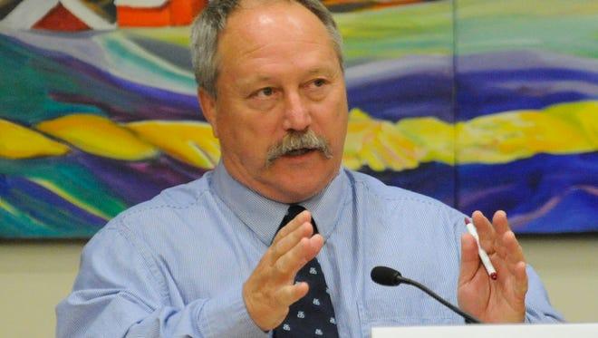 Ron Gruett