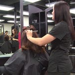 Cosmetology program gives students a taste of real career