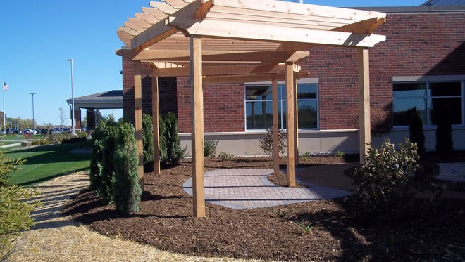 Proceeds from 2015 Lights of Love will be used to purchase a pergola for the healing garden of Ripon Medical Center.