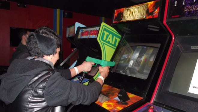 YESTERcades is located at 29 Division St.