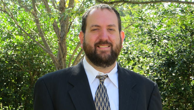 Rabbi Bryan Kinzbrunner is the chaplain of Stein Hospice.