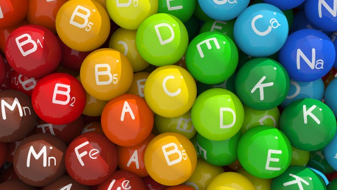 Vitamin supplements can help with deficiencies, but too many can be toxic.