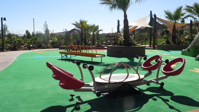 The Thunder Junction All Abilities Park, designed to be inclusive for people with disabilities and other special needs, is set to open at noon on Saturday in St. George.