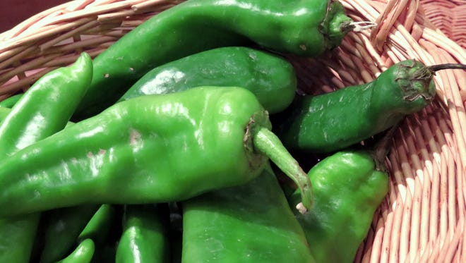 Fresh or canned, green chiles make great potato soup
