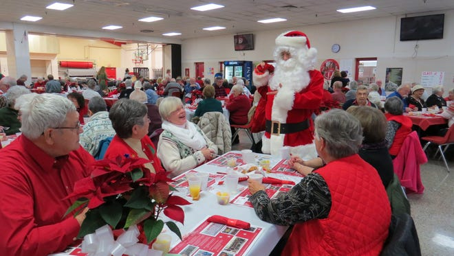 Santa will be returning in 2020 to the Port Clinton High School Holiday Breakfast with the Arts  on Dec. 14, but this year the event will be a drive thru with students performing outside and mini to-go breakfasts shared with those 60 and older.