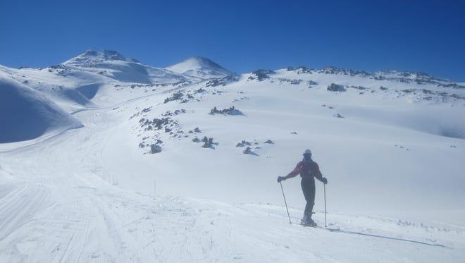 When snowy slopes beckon, enjoy them responsibly, reminds Yvonne Lanelli.