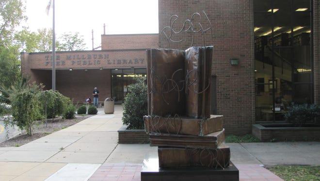 The Millburn Free Public Library.