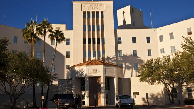 St. Joseph's Hospital and Medical Center is among Dignity Health-owned hospitals that are no longer part of Health Net's network following a contract impasse.