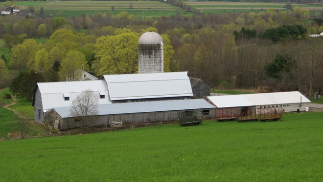 The state, Dutchess County and Scenic Hudson have combined to purchase development rights at Duncandale Farm in the Town of North East.