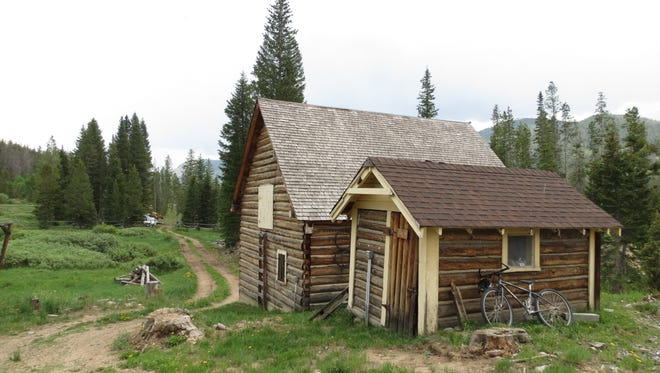 Nine log buildings at the Colorado State Forest Service's forest management complex in Walden have earned National Register of Historic Places status.