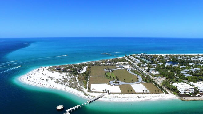 Seagate's Hill Tide Estates community is a 9.98-acre gated enclave with 19 home sites on the southern tip of Boca Grande.