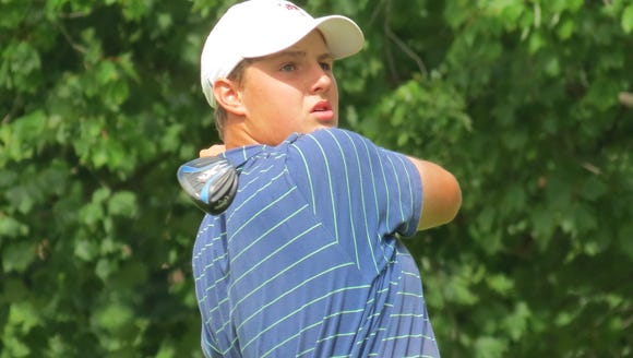 Brielle's Jack Wall won the 96th New Jersey Junior