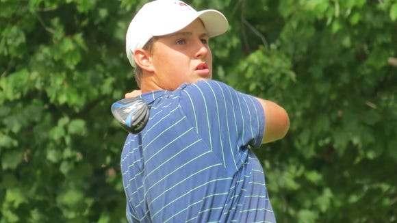 Brielle's Jack Wall won the 96th New Jersey Junior Championship.