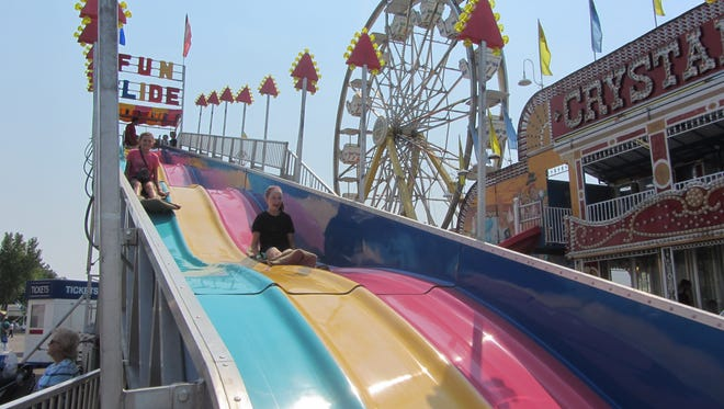 Carnival-goers get two new rides at this year's Montana State Fair.