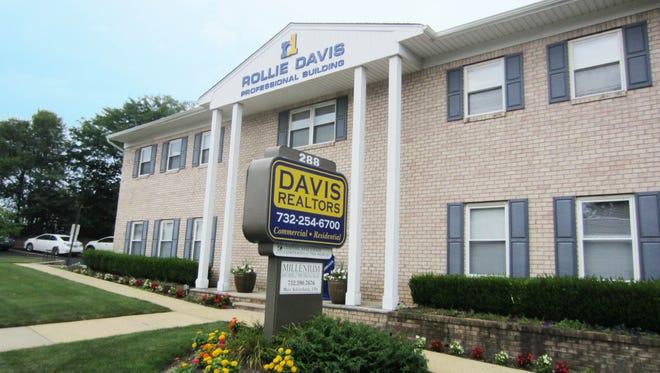 Davis Realtors' main office is at 288 Summerhill Road in East Brunswick.