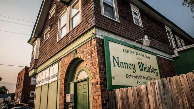 Nancy Whiskey