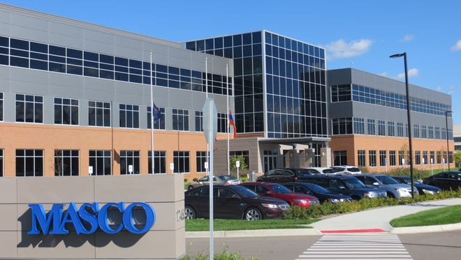 Masco Corporation opened a new 91,000-square-foot building in Livonia last summer to serve as its headquarters.
