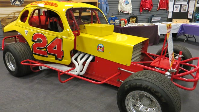 The Flemington Speedway Historical Society will have numerous race cars and memorabilia on display at the 11th Annual Quaker Steak & Lube Dirt Track Heroes Car Show event at the Phillipsburg Mall which runs from March 4 to 10.
