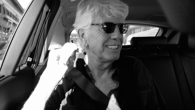 Graham Nash will play Memorial Hall Tuesday.