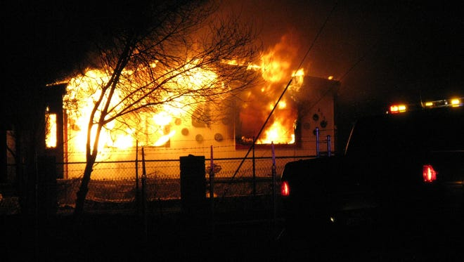 One woman was killed in a March 24 house fire in Stagecoach.