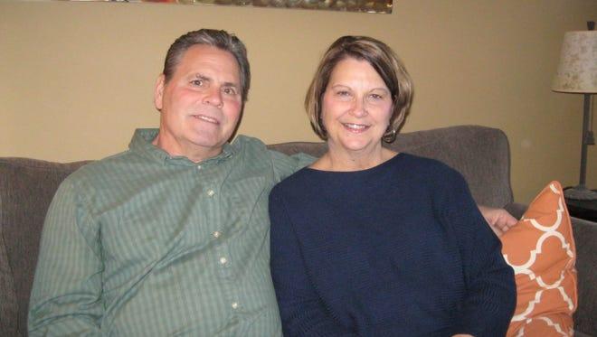 Larry and Lisa Fornamek