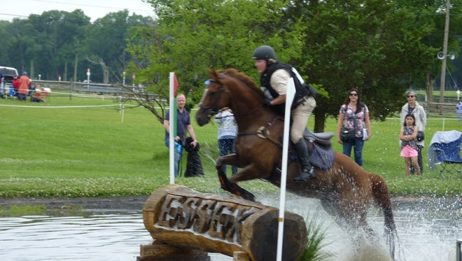 Scenes from the 2018 Mars Essex Horse Trials in Far Hills.