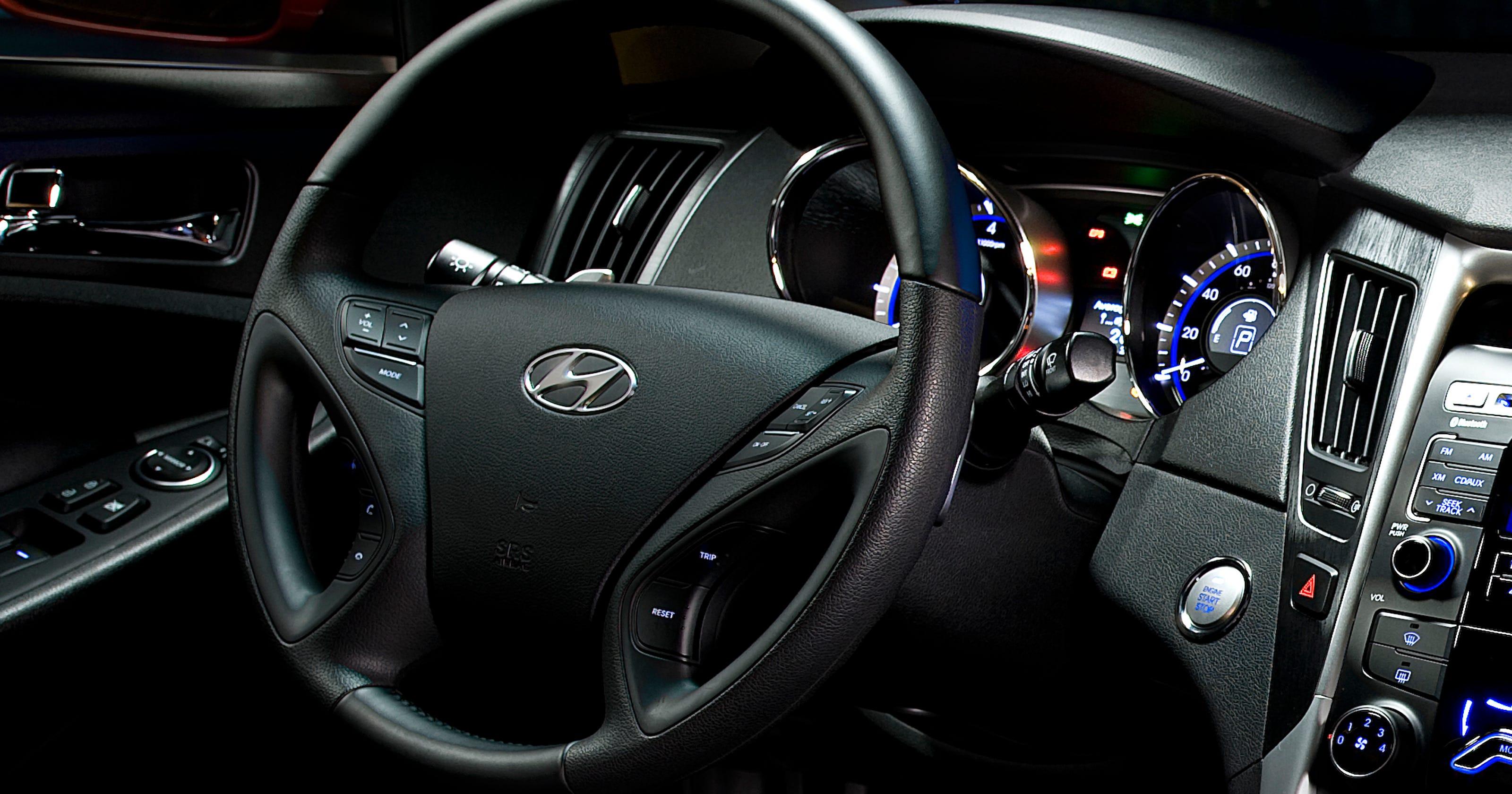 Hyundai Recalls 2011 Sonatas Air Bags May Not Inflate In Crash