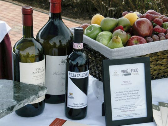 There will be more than 60 wineries and five breweries at the sixth annual Hershey Wine and Food Festival at The Hotel Hershey.