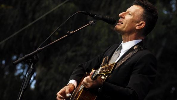 An Evening with Lyle Lovett and John Hiatt is planned for Tuesday, Oct. 31 at Michigan State University Wharton Center, Great Hall.