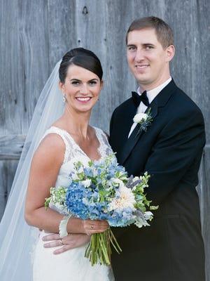 Emily Thompson Kueffner and Peter Bennett MacIntyre