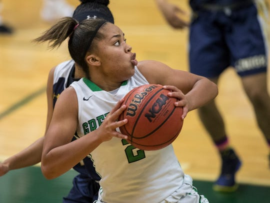 Fort Myers alum Jarya Outten will compete in the Women's NIT with Furman against Virginia Tech on Thursday.