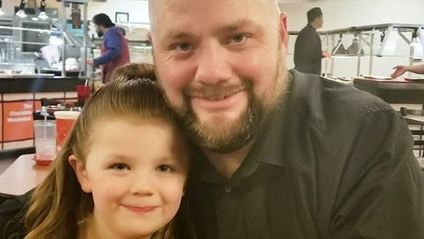 Greg Wickherst, The Hair Dad, is on a mission to teach more dads to style their daughters' hair.