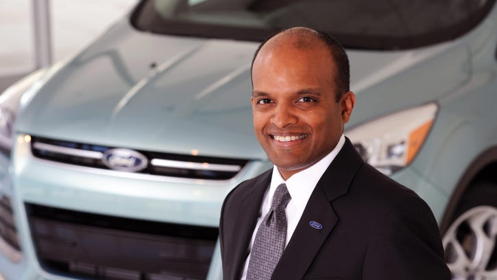 Raj Nair, Ford Group Vice President Product Development
