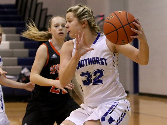 Tatum Veitenheimer's last chance to reach the state tournament might be her best, but she'll still have to guide Windthorst past No. 1 Martin's Mill.